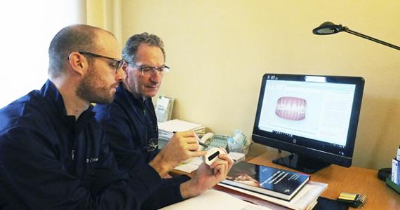 Immagine dello Studio Dentistico Pasini Steffan Celant Rosso