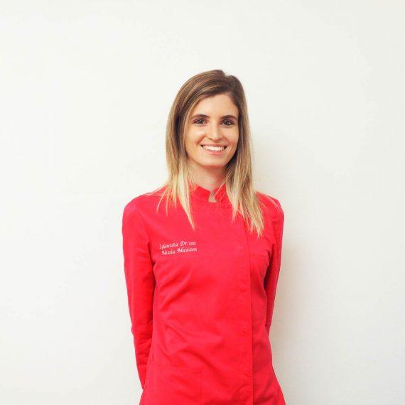 Alessia Mazzon dello Studio Dentistico Pasini Steffan Celant Rosso