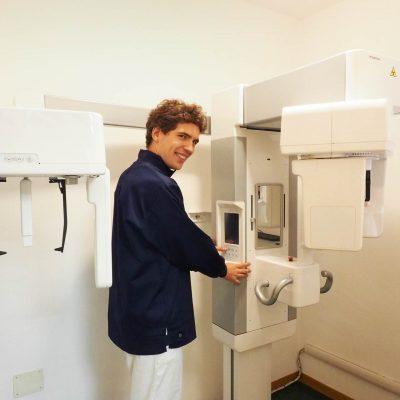 Tecnologia dello Studio Dentistico Pasini Steffan Celant Rosso